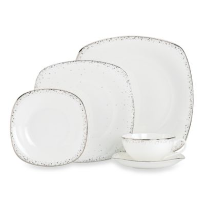 Lenox® Silver Mist Square 5-Piece Place Setting
