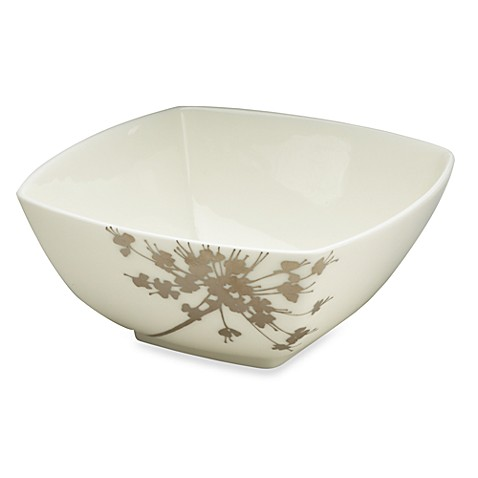 Mikasa® Floral Silhouette 6-Inch Fruit Bowl