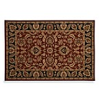 Shaw Antiquities Kashan Garnet Rug