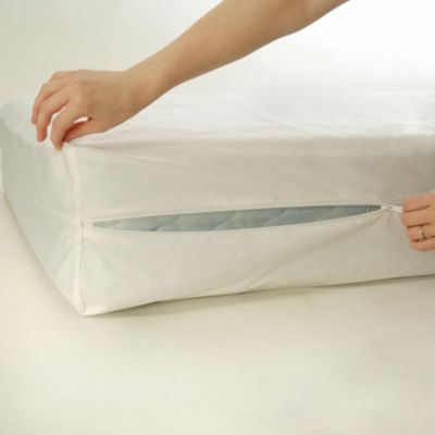 Cotton Allergy 16-Inch Mattress Protector
