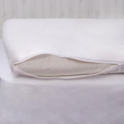 BedCare™ by National Allergy® Cotton Allergy California King Featherbed Cover