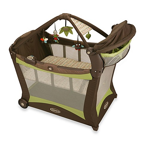Graco® Pack 'N Play® Modern Playard with Play Mat in Sleepy Hollow