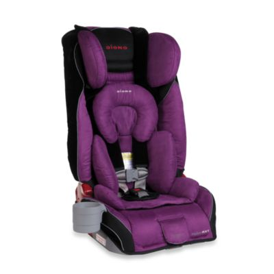 Convertible Car Seats > Diono™ Radian®RXT Convertible Car Seat from Birth to Booster Child Seat in Plum