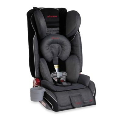 Convertible Car Seats > Diono™ Radian®RXT Convertible Car Seat from Birth to Booster Child Seat in Shadow