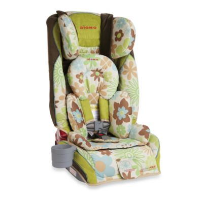 Diono™ Radian® RXT Convertible Car Seat from Birth to Booster Child Seat in Spring