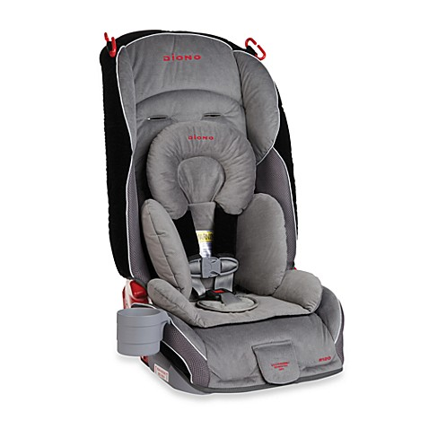 diono radianr120 convertible car seat from birth to booster child seat in storm bed bath beyond. Black Bedroom Furniture Sets. Home Design Ideas