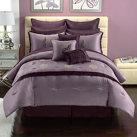 Amalfi California King 12-Piece Bedding Superset