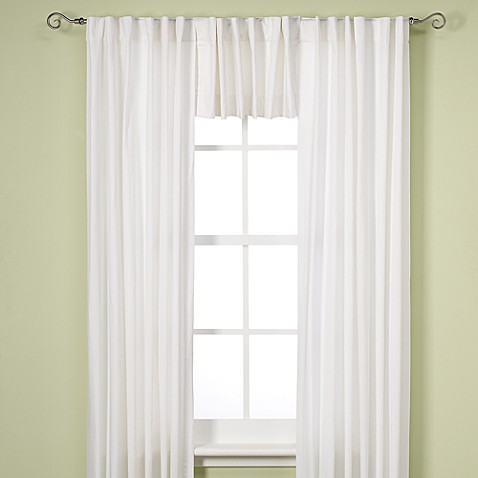 Buy Henley 84 Room Darkening Thermal Lined Rod Pocket Back Tab Window Curtain Panel From Bed
