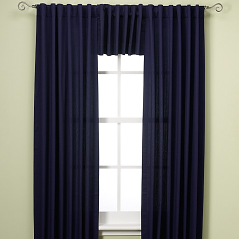 Buy Henley 63 Room Darkening Thermal Lined Rod Pocket Back Tab Window Curtain Panel From Bed