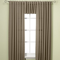 Henley Room Darkening Thermal Lined Rod Pocket/Back Tab Window Curtain Panel