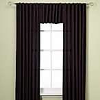 Henley Rod Pocket/Back Tab Window Curtain Panel