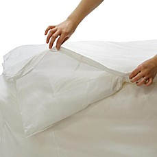 BedCare™ by National Allergy® Cotton Allergy Comforter Cover
