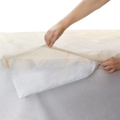 BedCare™ by National Allergy® 100% Organic Cotton Full/Queen Comforter Cover