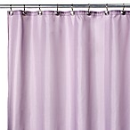 Hotel Lavender Fabric Shower Curtain Liner