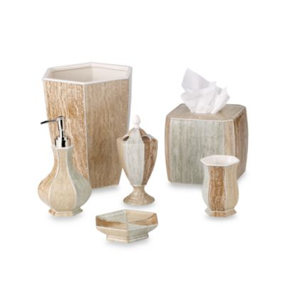 Casa Blanca Boutique Tissue Holder