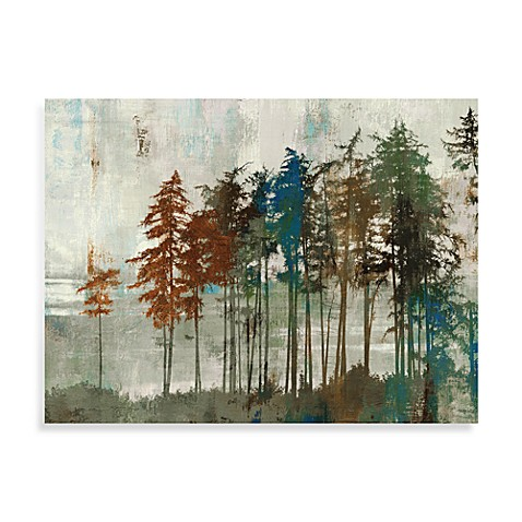 Aspen trees wall art bed bath beyond for Aspen tree wall mural