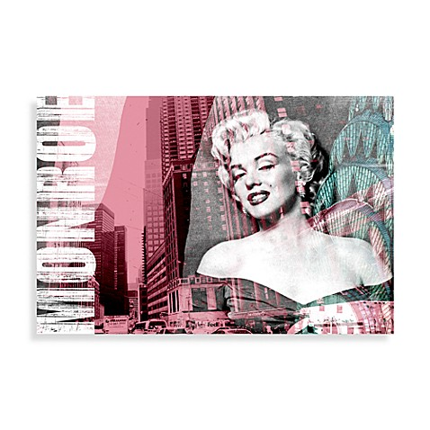 Vintage Marilyn Collage Wall Art