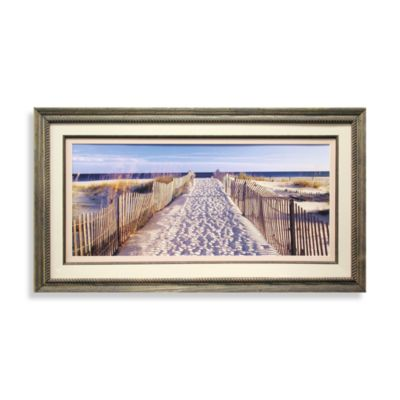 Path to Beach Wall Art