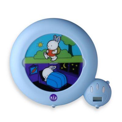 KidSleep Classic Clock in Blue