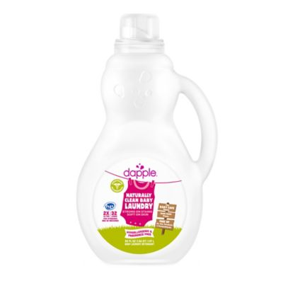 Dapple® 50-Once Fragrance-Free Laundry Detergent