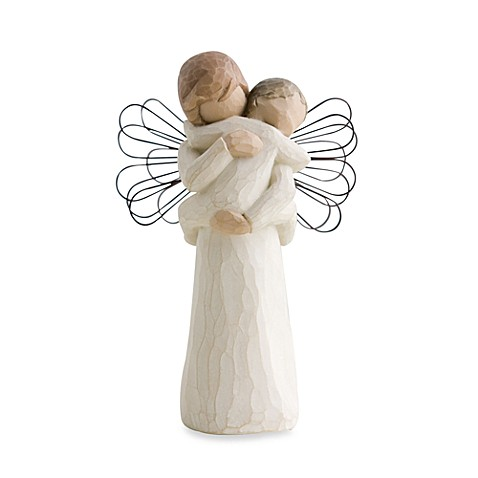 Willow Tree® Sculpted Figure - Angels' Embrace
