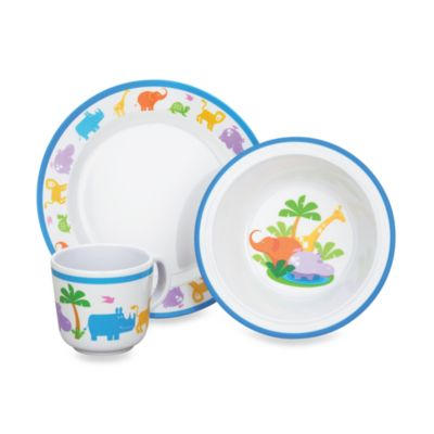 3-Piece Dinnerware Set