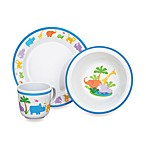 Reed & Barton®  Jungle Parade 3-Piece Dinnerware Set