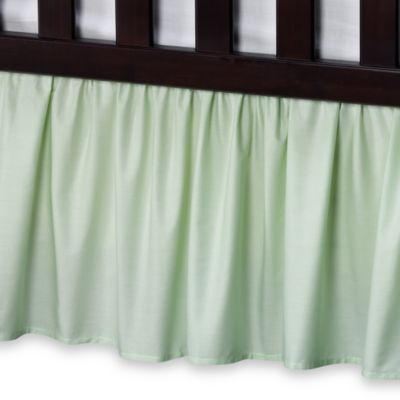 Ecru Crib Skirt