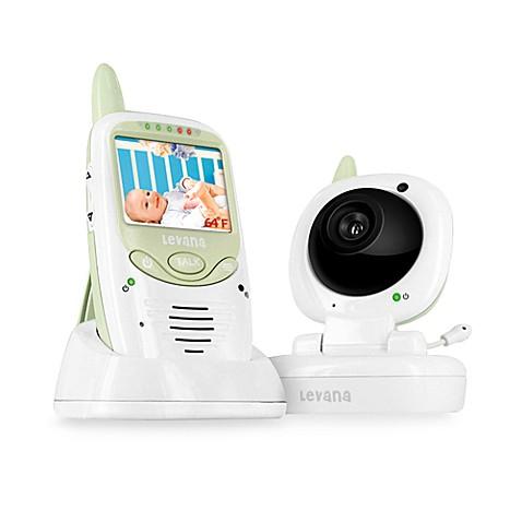 safe n 39 see digital video baby monitor bed bath beyond. Black Bedroom Furniture Sets. Home Design Ideas