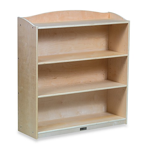 Guidecraft Single-Sided 36-Inch H Bookcase