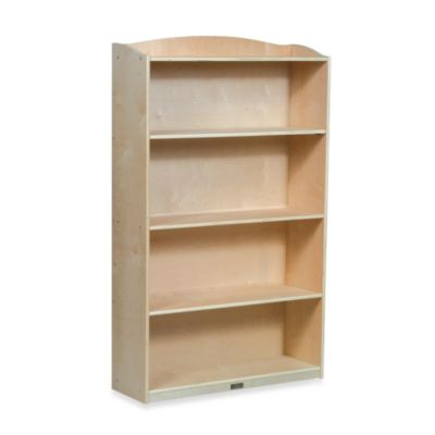 Single-Sided 60-Inch H Bookcase