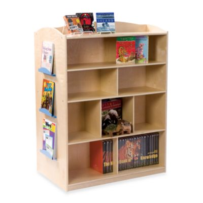 Double-Sided Bookcase