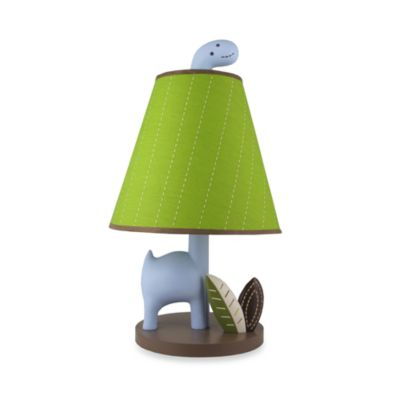 Adorable Dino Lamp by Jill McDonald