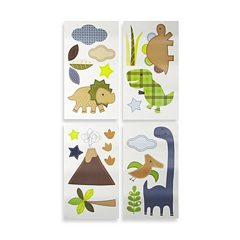 Adorable Dino Wall Decals by Jill McDonald