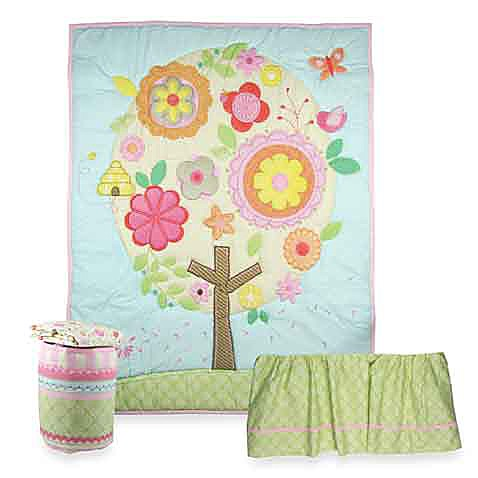 Lullaby Breeze Fleece Blanket by Jill McDonald
