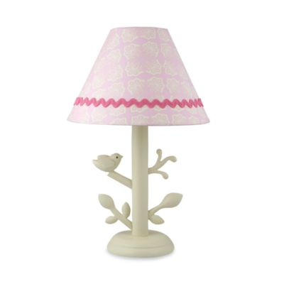 Lullaby Breeze Lamp by Jill McDonald