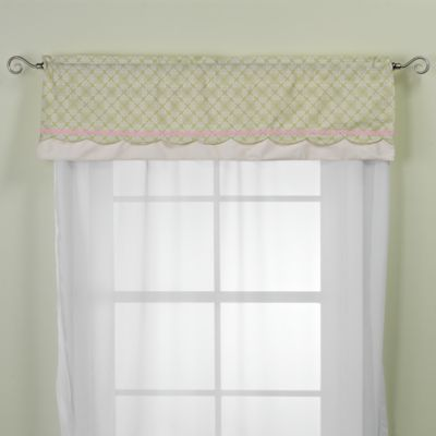 Lullaby Breeze Valance by Jill McDonald