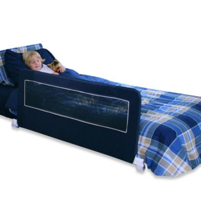 Regalo® Swing Down Bed Rail in Blue