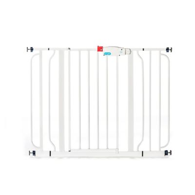 Regalo® Easy Step Metal Walk-Through Wide Gate