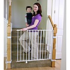 Regalo® 2-in-1 Extra Tall Top of Stairs Gate