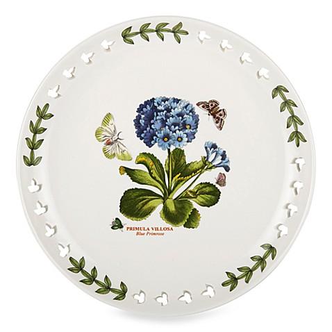 Buy Portmeirion 174 Botanic Garden 8 5 Inch Pierced Plate In