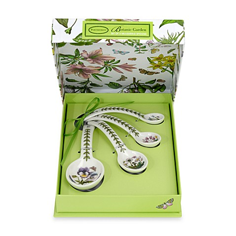Portmeirion® Botanic Garden Measuring Spoons (Set of 4)