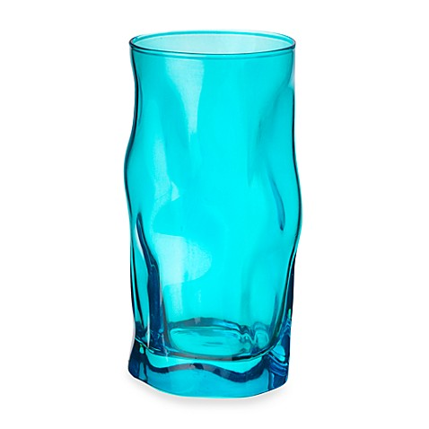 Bormioli Rocco Sorgente Cooler Glass in Blue