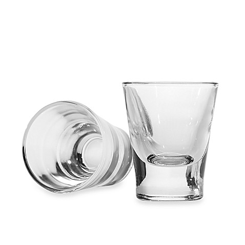 Circleware Austria 2-Ounce Shot Glasses (Set of 6)