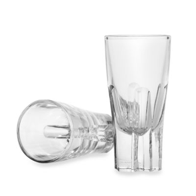 Circleware Monarch 2-Ounce Shot Glasses (Set of 6)