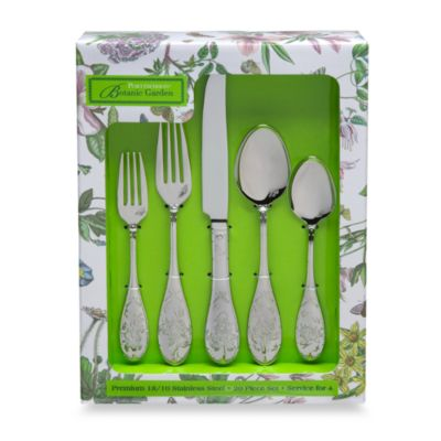 Portmeirion® Botanic Garden 20-Piece Flatware Set