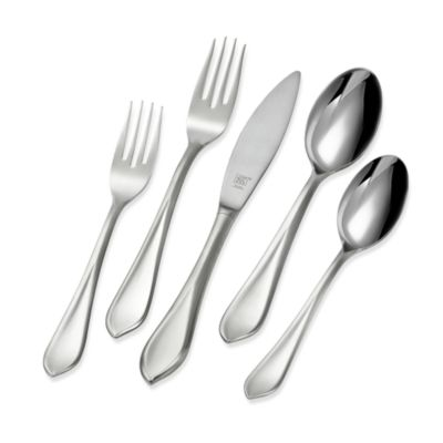 Zwilling J.A. Henckels Fiora 42-Piece Flatware Set