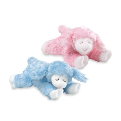 Gund® Winky Plush Lamb Rattle