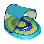 SwimWays Canopy Spring Float in Whale