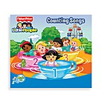 Fisher Price® Little People™ Counting Songs CD